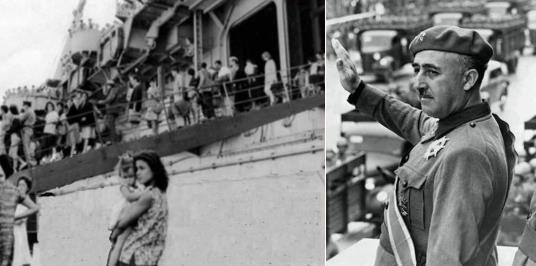 29-30 juin 1962 : Franco au secours des pieds-noirs…