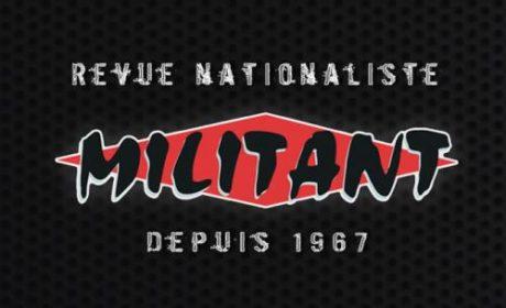 Militant N° 699 – L'U.E. fossoyeur de l'Europe