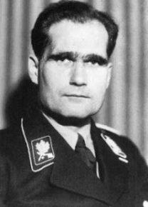 Rudolf Hess    26 avril 1894   -  17 août 1987