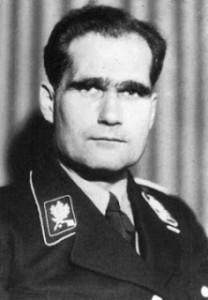 Rudolf Hess    26 avril 1894   –  17 août 1987