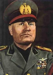 Benito Mussolini  29 juillet 1883  –  28 avril 1945
