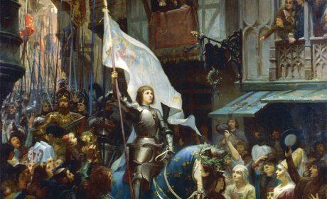 29 avril 1429 : Jehanne d'Arc entre dans Orléans