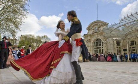 Vichy a fêté Napoléon III