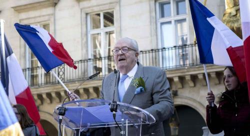 Discours de Jean-Marie Le Pen du 1er mai 2016