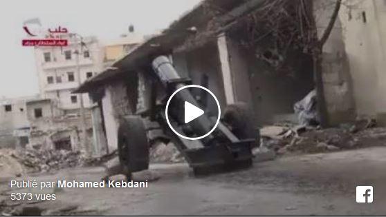 Syrie : tirs de « barils » explosifs sur Alep