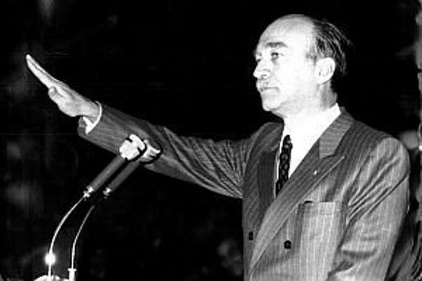 Giorgio Almirante   27 juin 1914  –  22 mai 1988