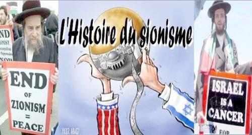 Histoire du sionisme