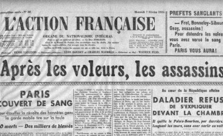 Histoire de l'Action Française