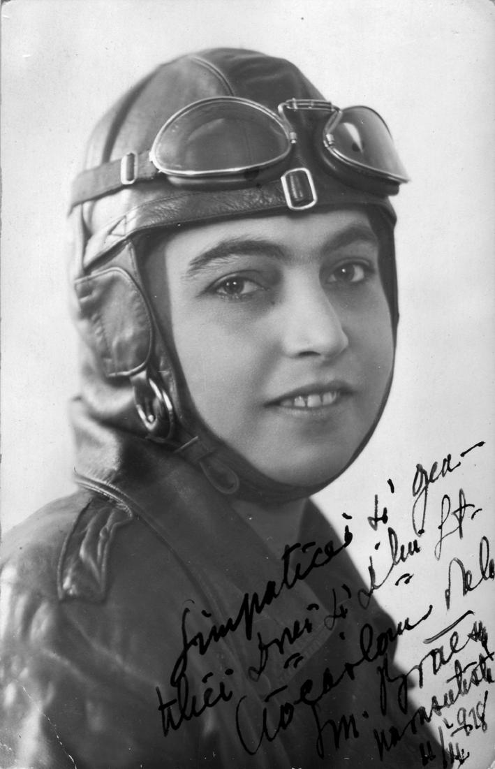Smaranda Braescu      21 mai 1897 – 2 février 1948