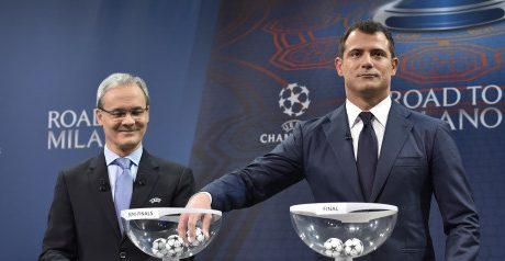 Les tirages au sort de l'UEFA sont truqués