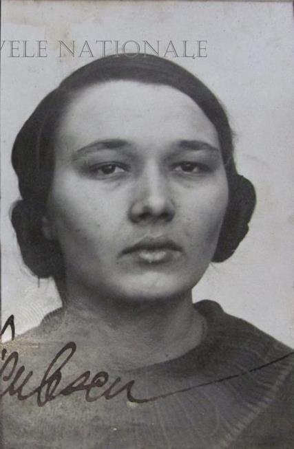 Nicoleta Nicolescu    ? – 10 juillet 1939
