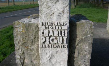 La mort de Charles Péguy