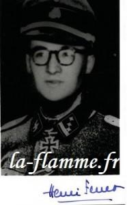 Henri Fenet   11 juin 1919  –  14 septembre 2002