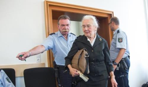 L'historienne Ursula Haverbeck condamnée à de la prison pour révisionnisme