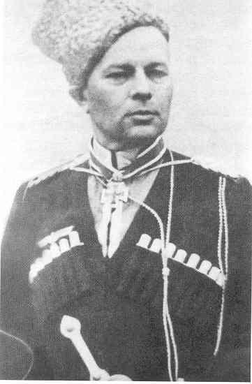 Helmuth von Pannwitz    14 octobre 1898  –  16 janvier 1947