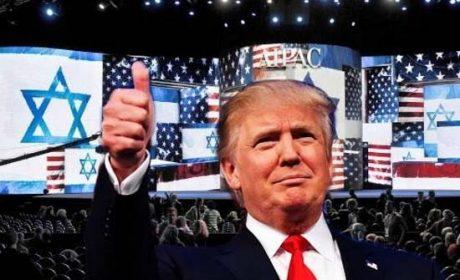 La dernière prosternation de Trump devant le judaïsme politique !