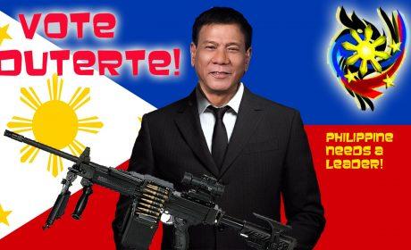 Philippines : « pas de droits de l'homme » pour les jihadistes annonce le président Duterte