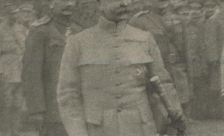 21 novembre 1918 : Philippe Pétain est élevé à la dignité de Maréchal