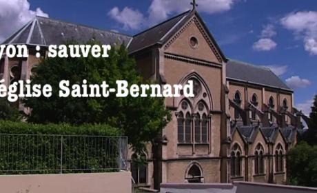 Les Caryatides au secours de l'église Saint-Bernard