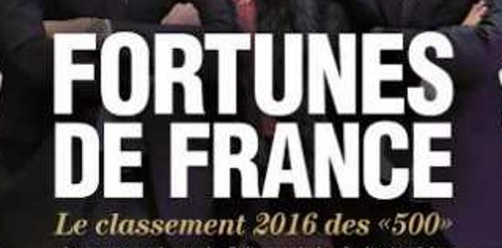 Les 500 Français les plus riches, toujours plus riches