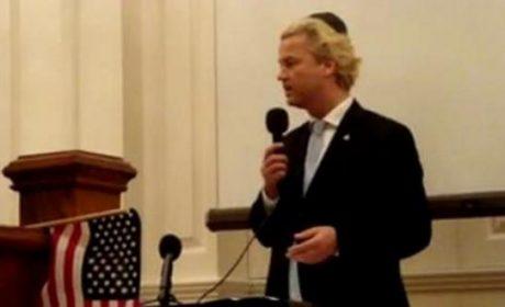 Pays-Bas : les services de renseignement découvrent l'agent d'influence du judaïsme politique, Geert Wilders