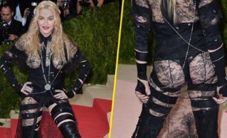 États-Unis : selon Madonna, c'est « Trump qui donne une image dégradante des femmes »