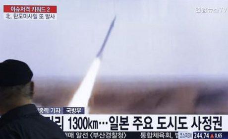 Corée du Nord : annonce de la création d'un missile balistique intercontinental