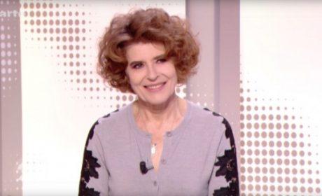 Fanny Ardant dénonce le politiquement correct et la soumission à l'impérialisme américain des journalistes (vidéo)