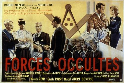Forces Occultes – 1943 (vidéo)