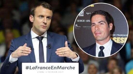 Emmanuel Macron, le candidat de l'oligarchie et « d'un très riche lobby gay »