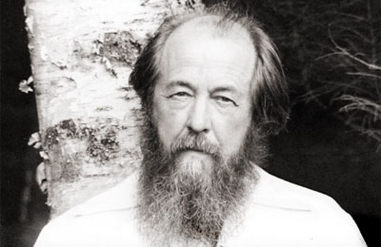 Alexandre Soljenitsyne – Peuple et racines
