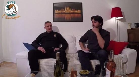 Yvan Benedetti et Daniel Conversano, le nationalisme et la Tradition (vidéo)
