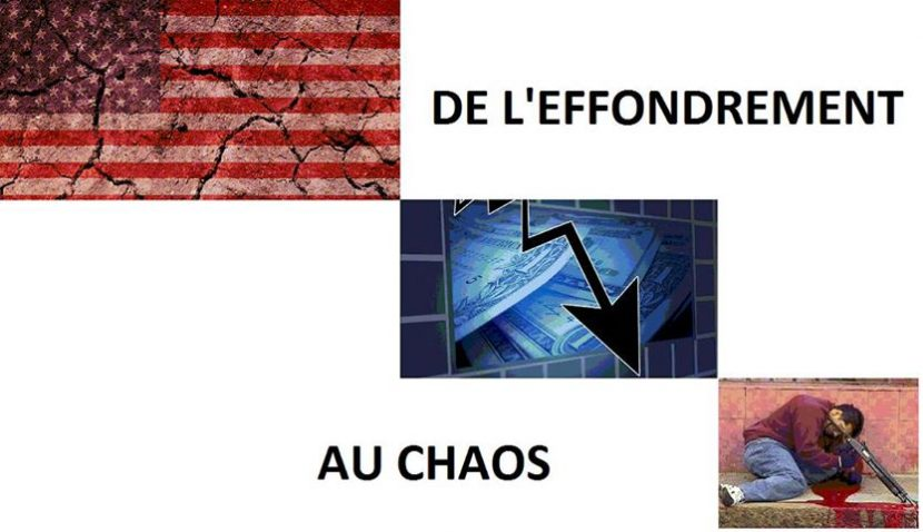 De l'effondrement au chaos