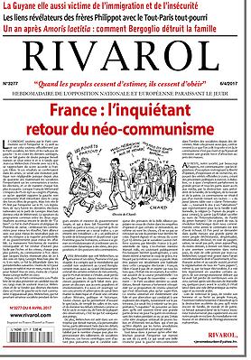 France : l'inquiétant retour du néo-communisme