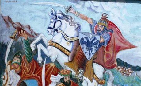 Georges Castriote « Skanderberg » 6 mai 1405 – 17 janvier 1468