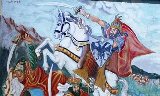 17 janvier 1468 : mort de « Skanderberg », héros de l'indépendance albanaise contre l'Ottoman