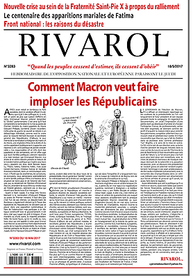 Comment Macron veut faire imploser les Républicains