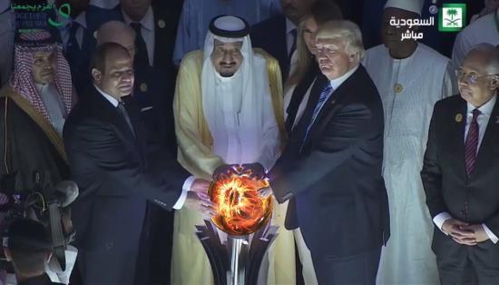 Trump au Proche-Orient : danse du sabre ou danse du ventre ?