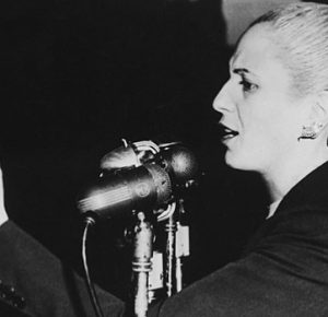 Evita Perón   7 mai 1919  -  27 juillet 1952