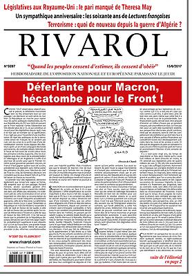 Déferlante pour Macron, hécatombe pour le Front !