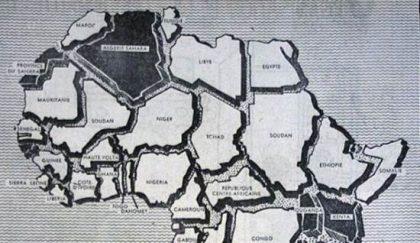 Il y a bientôt 60 ans l'Afrique disposait d'elle-même !