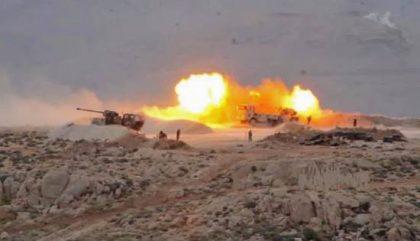 Les islamo-terroristes de Fateh el-Cham hissent le drapeau blanc face à l'offensive du Hezbollah !