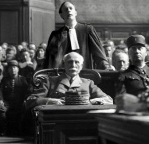23 juillet 1945 Ouverture de l'infâme procès Pétain