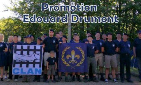 Compte rendu du IXe camp de Jeune Nation – Promotion 2017 Édouard Drumont (+ reportage photos)