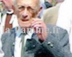 Maurice Comte   21 août 1921  -  14 mai 2014