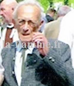 Maurice Comte   21 août 1921  –  14 mai 2014