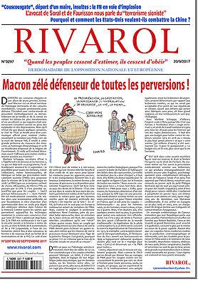 Macron zélé défenseur de toutes les perversions !