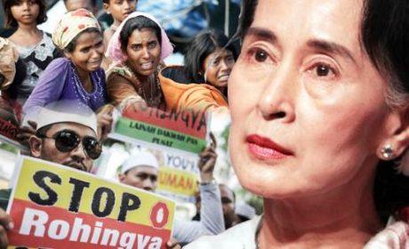 Propagande  et agression en Birmanie