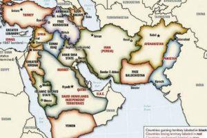 Elias Moutran - La recomposition géopolitique du Proche-Orient