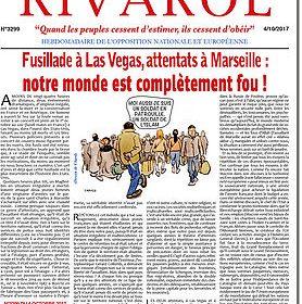 Fusillade à Las Vegas, attentats à Marseille : notre monde est complètement fou !